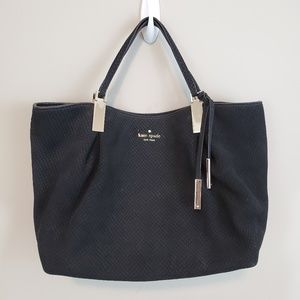 Kate Spade Essex Court Small Lucianna Suede Bag